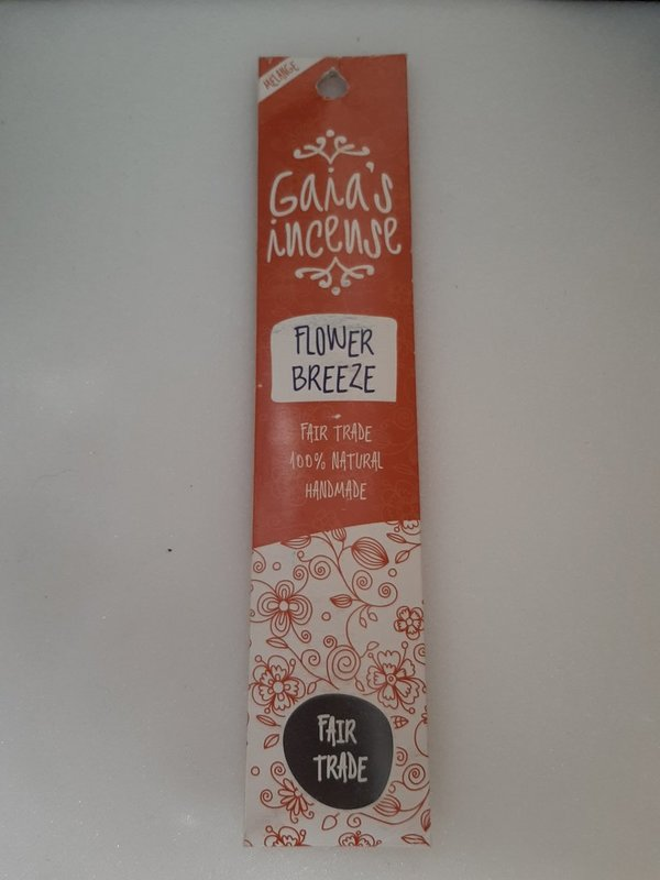 Gaia incense wierook Flower Breeze